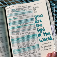 How I Bible Study + My Prayer Journal