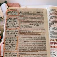 My Bible Journaling Essentials
