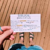 30 Biblical Affirmations to Grow Your Faith